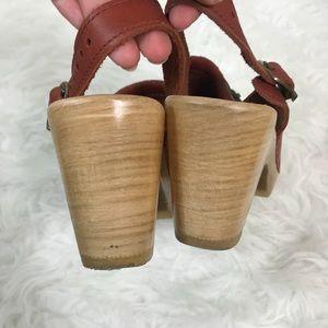 No. 6 Shoes - No 6 Clogs Kiltie Tassel